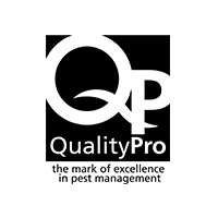 Logo of Quality Pro - the Mark of Excellence in Pest Management