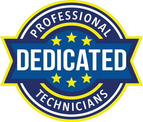 Seal for professional and dedicated technicians